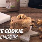 blondie cookie amendoim