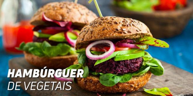 Hambúrgueres Vegetais