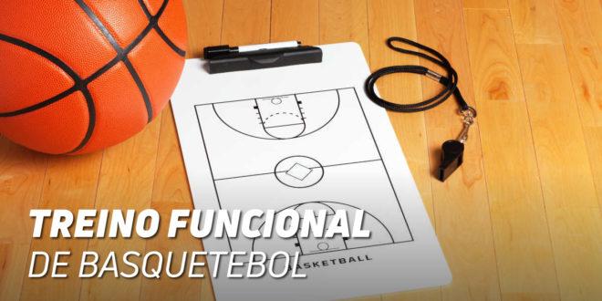 Treino Funcional no Basquetebol