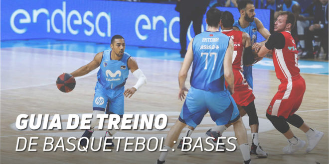 Guia de Treino de Basquetebol por Posições: Bases