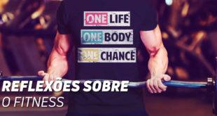 Reflexões sobre Fitness