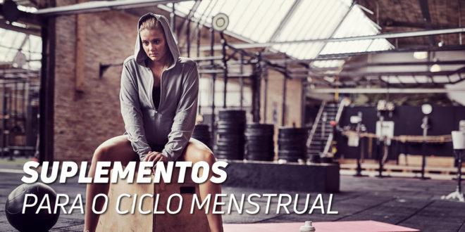 Suplementos para o Ciclo Menstrual
