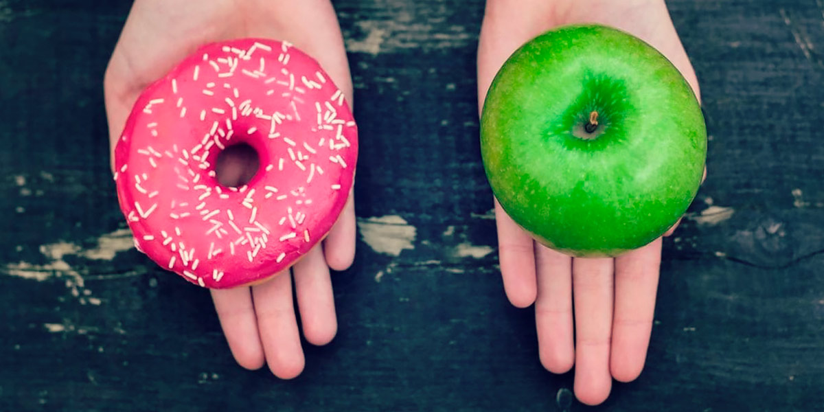 melhorar alimentação