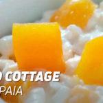 queijo com papaia