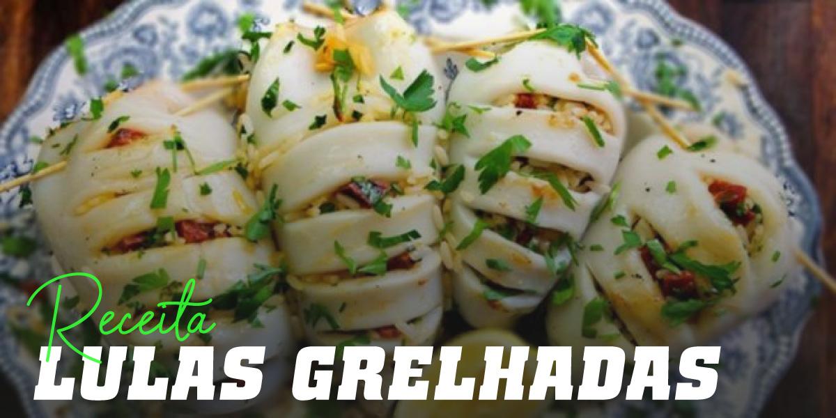 Lulas Grelhadas