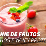 Smoothie frutos vermelhos