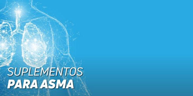 Suplementos para a Asma