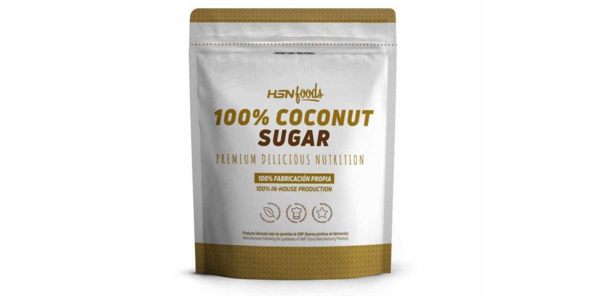 açucar de coco hsn foods
