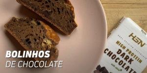 bolinhos chocolate