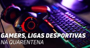 gamers liga quarentena