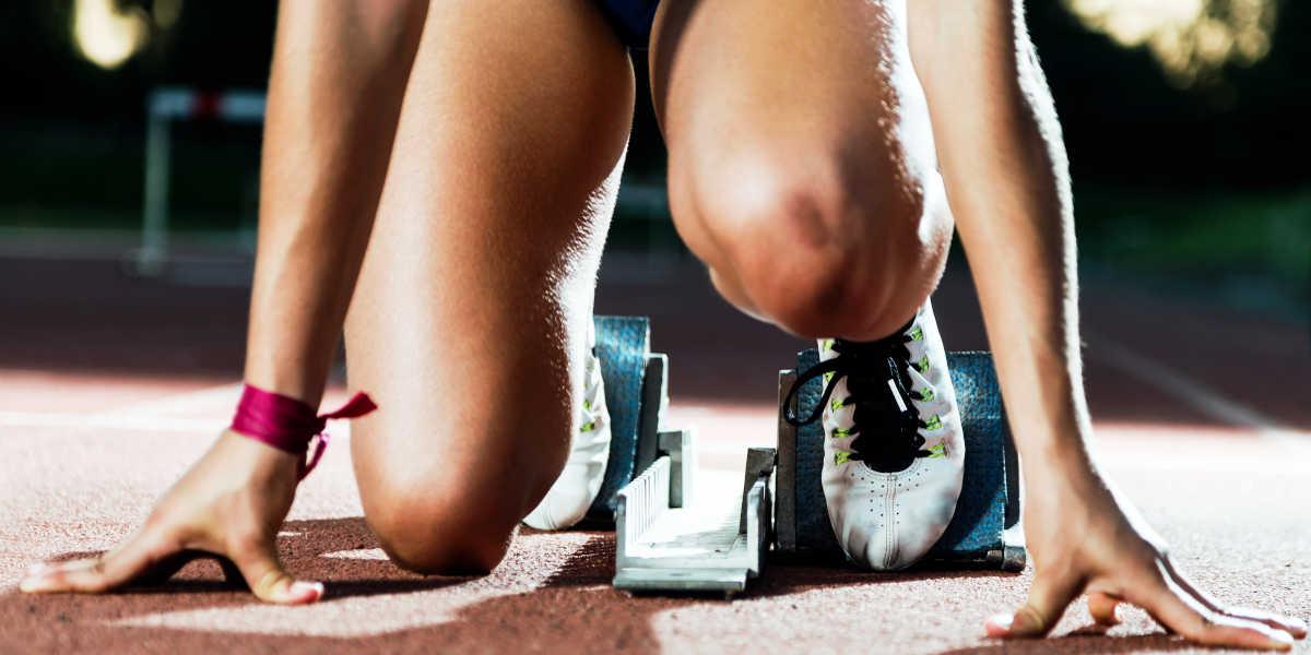 mulher desporto evolução