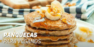 panquecas veganas