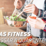 receitas fitness quarentena