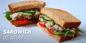 sandwich atum