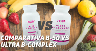 B-50 Complex e Ultra B Complex