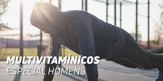 Multivitamínicos Especial para Homens