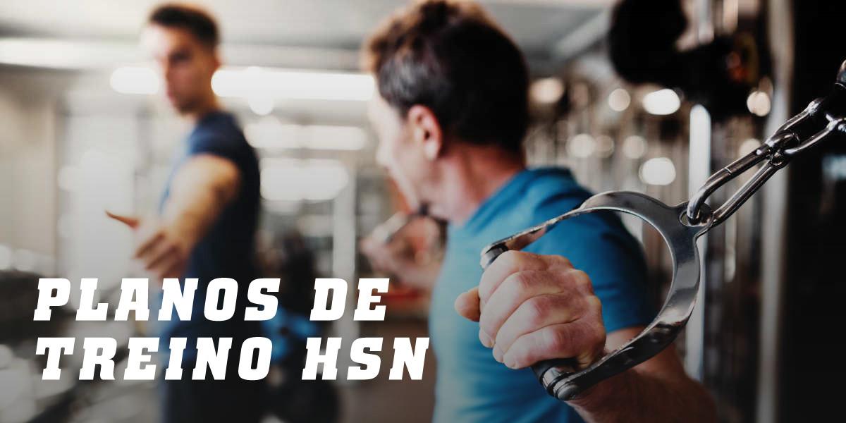 Planos de Treino HSN