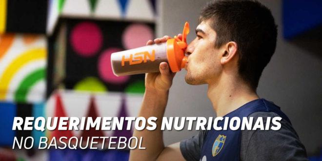 Qual é a Nutrição correcta para um jogador de Basquetebol?