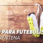 treino futebol quarentena