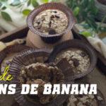 Muffins Banana