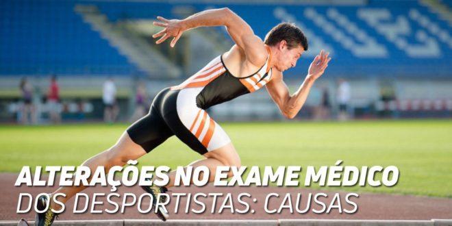 Análises Alteradas em Praticantes de Desporto