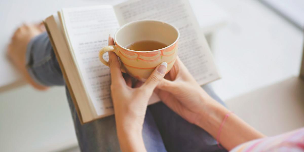 Chá relaxante