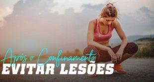 Evitar lesoes apos o confinamento