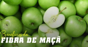 Fibra de maçã