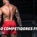 Nutrição competidores fitness off season