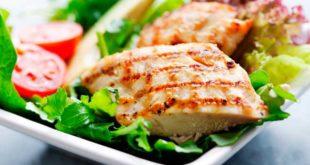 Quantidade proteina frango