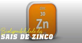 Sais de zinco