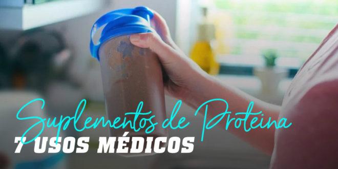7 Formas de utilização de Suplementos à base de Proteína na Medicina