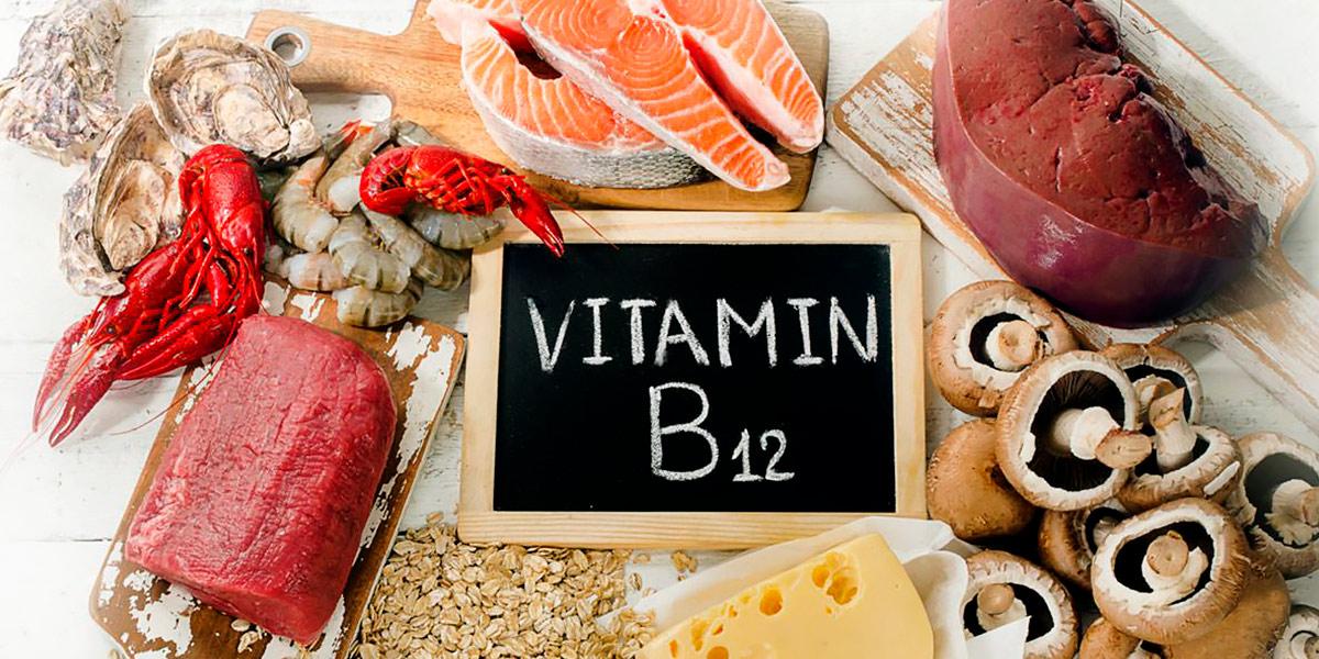 Alimentos B12
