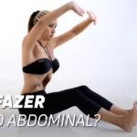 Como fazer vacuo abdominal