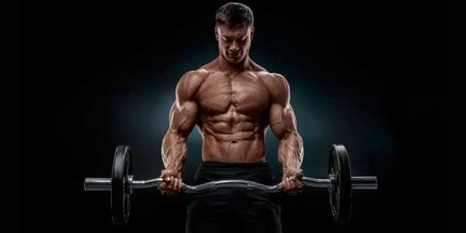 Construir massa muscular