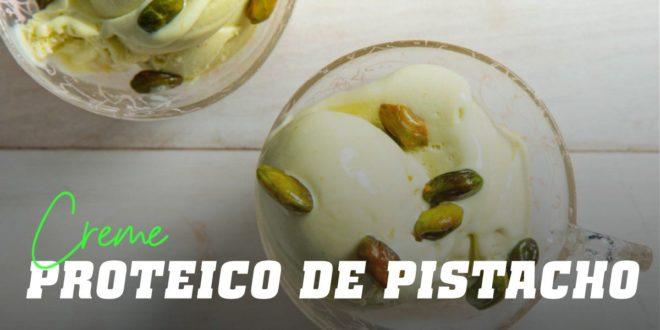 Creme de Pistácio Proteico