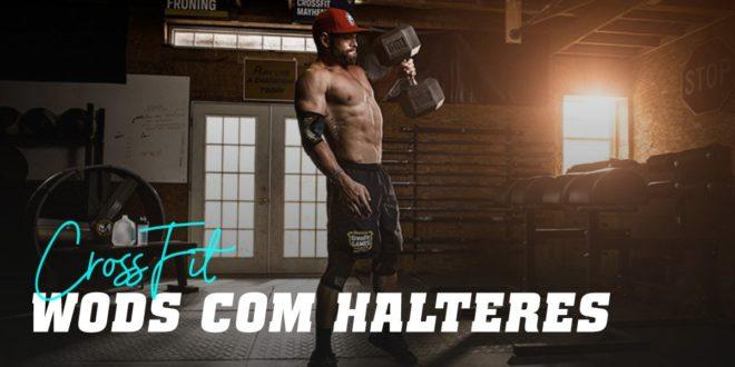 Treinos de CrossFit com Halteres