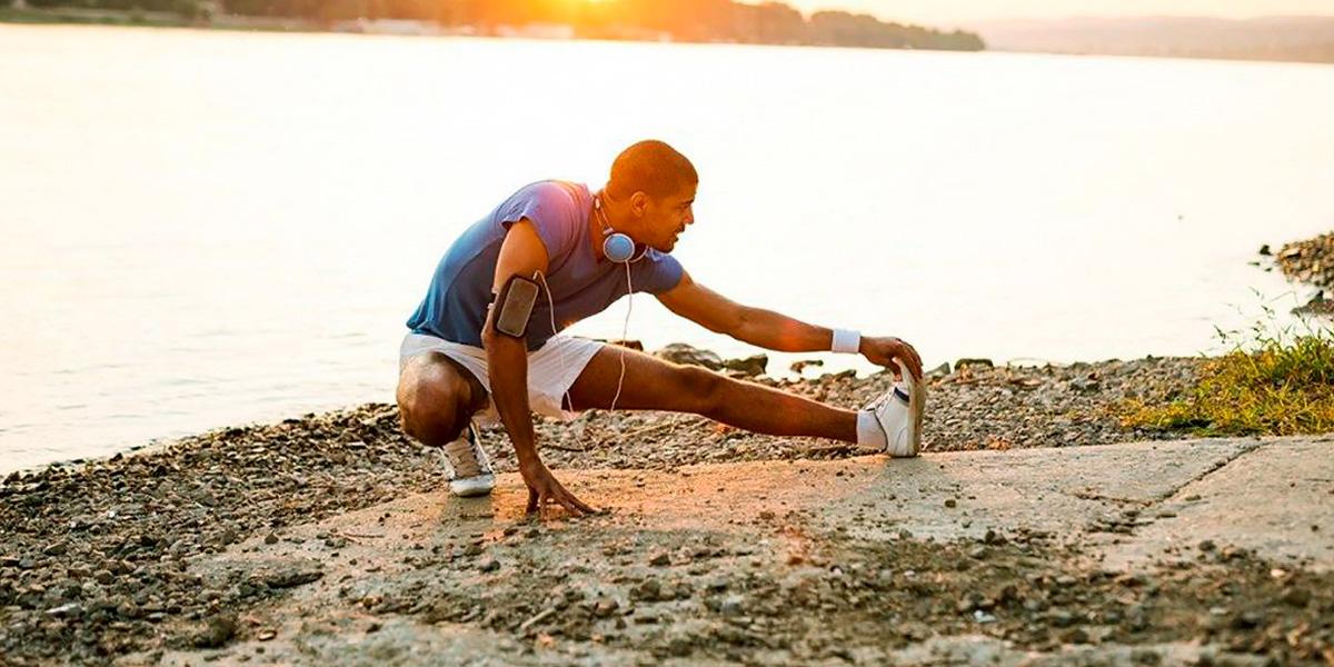 Desporto reduz lesões