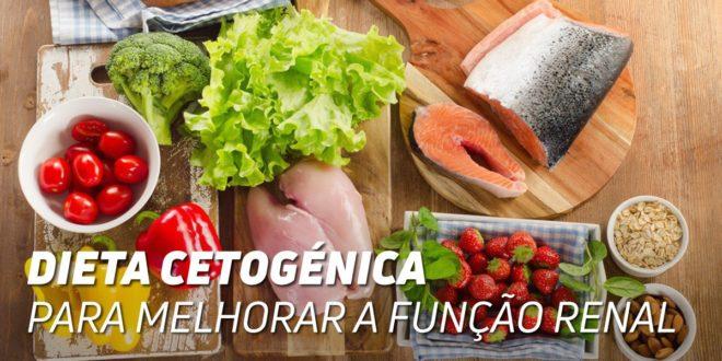 Dieta Cetogénica para Melhorar a Função Renal