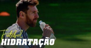 Futebol hidratação