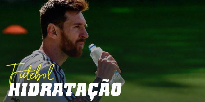 A Importância da Hidratação no Futebol