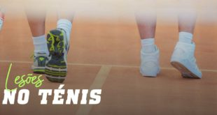 Lesões no tenis