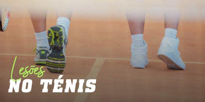 Como e Porquê um Tenista se lesiona?