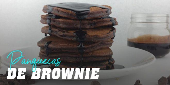 Panquecas de Brownie