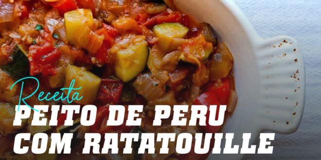 Lombinhos de Peru com Ratatouille