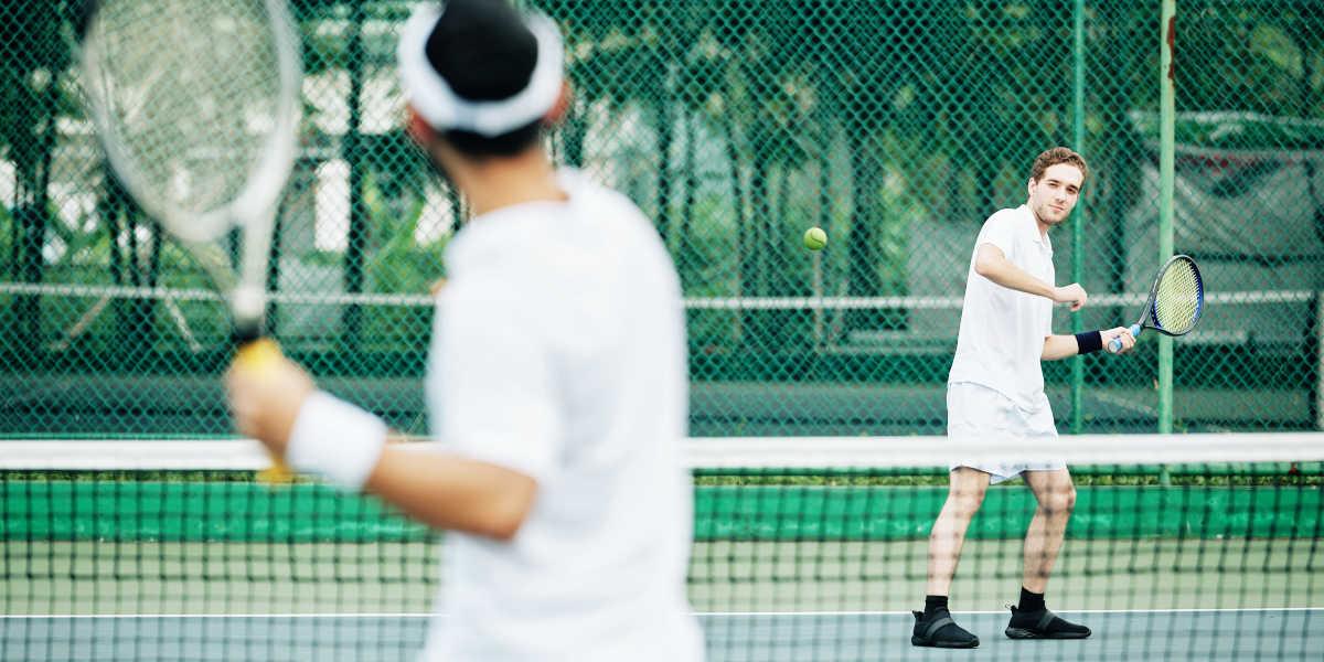 Possiveis lesões no tenis