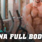 Rotina full body semana 1