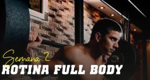 Rotina full body semana 2