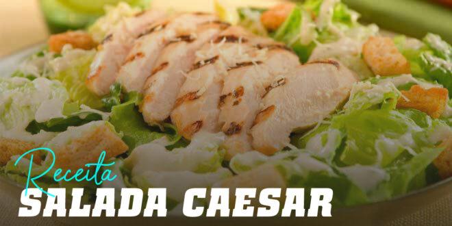 Salada Estilo César