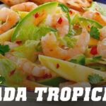 Salada tropical 1